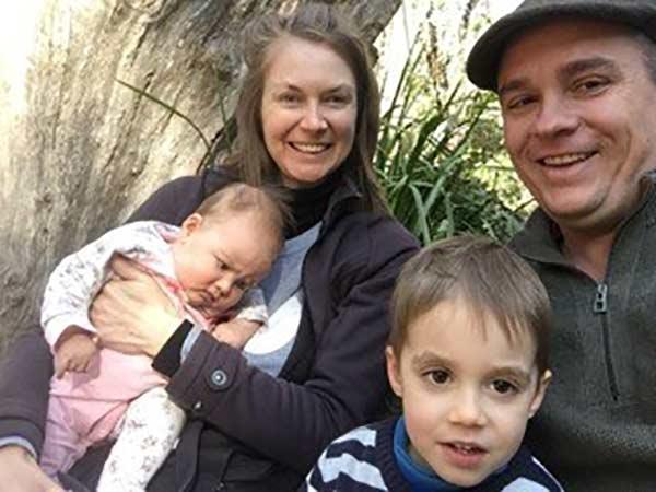 She Births® Daddy Doula Stories | Rebecca Fogg