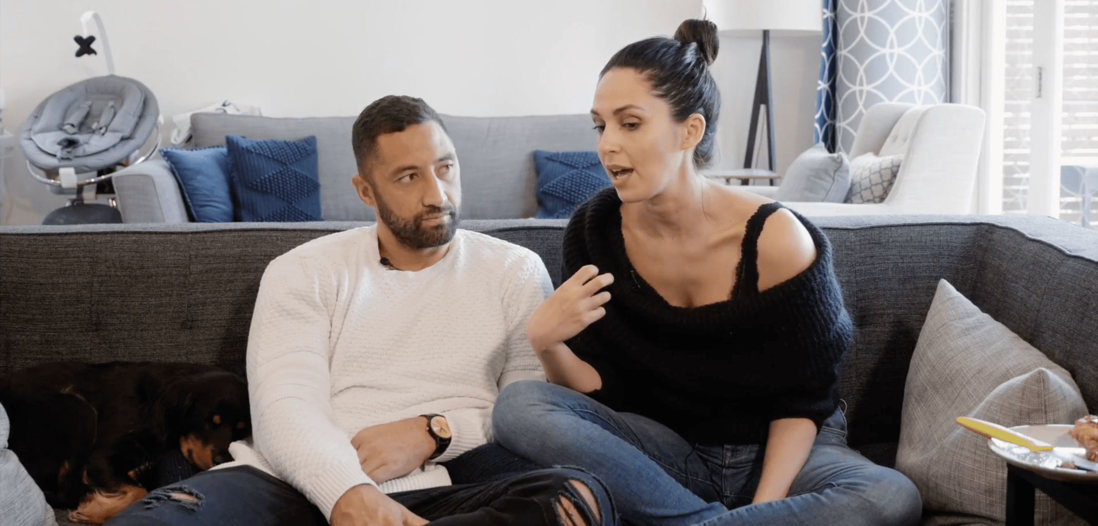 Zoe & Benji Marshall Share Their Birth Story