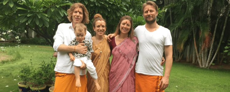 Blog| Nadine's return to the motherland India