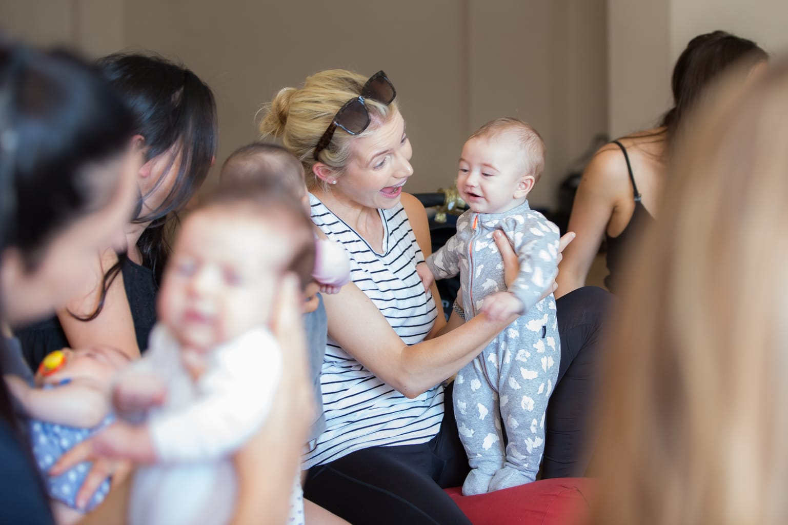 Soul Mama Circles | She Births® Morthers' Group | Image by Bright Photography