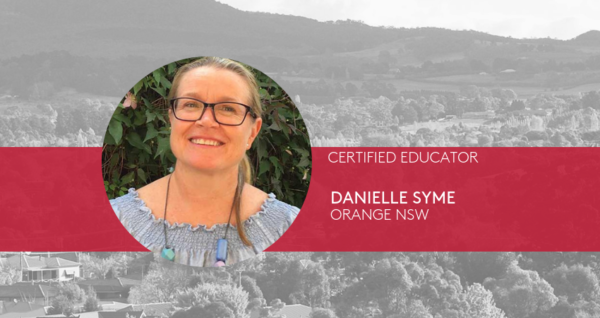 Danielle-Syme-weekend course