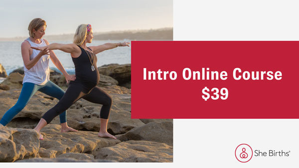 She Births® intro online course