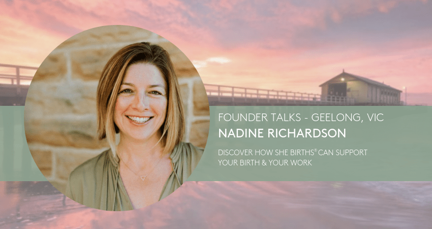 FOUNDER TALKS EVENT GEELONG