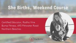 Weekend Course - Radha
