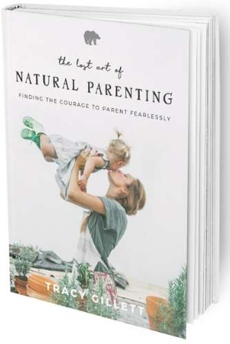 the lost art of natural parenting book
