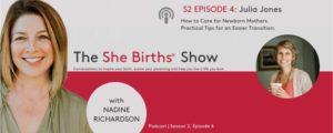 S2 EP4 Julia Jones Podcast