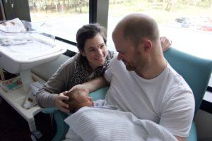 Amelia birth story
