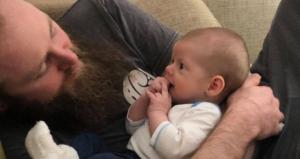 daddy doula Brendan story
