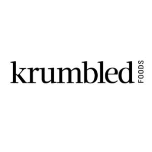 Krumbled logo black