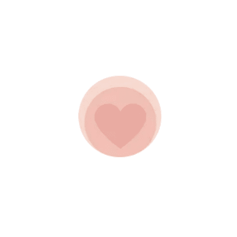 mothers cards heart logo
