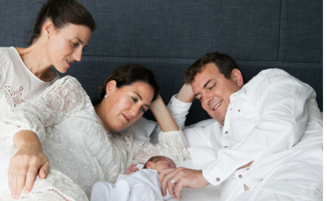 Birth Stories - Rachel Campbell