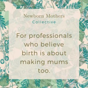 newborn mothers collective