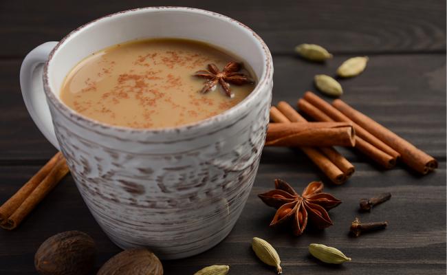 Chai recipe image